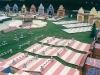 Le plateau de Jeux sans frontières installé à Brno (République tchèque)
