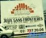 """Les coulisses des """"Jeux sans frontières"""" 1989 à Bruxelles (Belgique)"""