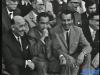 """Guy Lux et Camillo Felgen à Warendorf (""""Jeux sans frontières"""" 1965)"""
