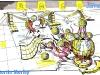 Jeux sans frontières 1994 à Cardiff (Pays de Galles) : première version du jeu 1 (Le monde)