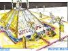 Jeux sans frontières 1994 à Cardiff (Pays de Galles) :Le jeu 4 (l'Egypte)