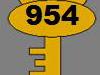 Clé n°954