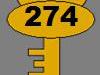Clé n°274