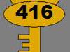 Clé n°416