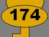 Clé n°174