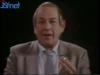 """Gennaro Olivieri en 1985 sur le plateau d'""""Il était une fois la télé"""" (RTBF)"""