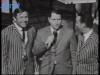 Gennaro Olivieri en 1968 à Verviers (B) avec Guido Pancaldi et Jean-Claude Menessier
