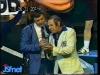 Gennaro Olivieri en 1976 à Liège (B) avec Michel Lemaire