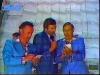 Gennaro Olivieri en 1978 à Rochefort (B) avec Michel Lemaire et Guido Pancaldi