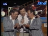 Gennaro Olivieri en 1981 à Charleroi (B) avec Michel Lemaire et Guido Pancaldi