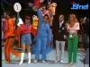 Gennaro Olivieri en 1982 à La Maddalena (I) avec Simona Izzo et le joker italien