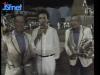 Gennaro Olivieri en 1982 à Madère (P) avec Guido Pancaldi et Eladio Climaco