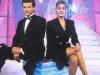 """Georges Beller et Daniela Lumbroso dans """"Question de charme"""" (1991)"""