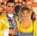 Georges Beller et Daniela Lumbroso à Alfortville (1992)