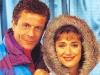 Georges Beller et Daniela Lumbroso (hiver 1992)