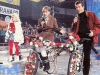 Daniela Lumbroso et Georges Beller à Prague (hiver 1992)