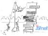 Mikado géant (jeu proposé par Yann Goazempis pour JSf 1997 - déc. 1996)
