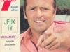 """Guy Lux en couverture de """"Télé 7 jours"""" en 1968."""