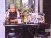 """Guy Lux pose pour """"Ciné Télé Revue"""". Ce sera sa dernière interview."""