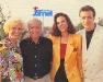 """L'équipe d'""""Intervilles"""" 1991 : l'initateur Pascal Brunner remplace Léon Zitrone... par la voix !"""