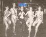 """En 1986, Guy Lux présente l'élection de """"Miss France""""."""