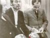 """En février 1970, Jacques Antoine et Guy Lux présentent """"Le Schmilblick""""."""