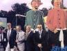 """Les arbitres des """"Jeux sans frontières"""" 1988 à Viana do Castelo (Portugal)"""