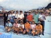 """L'équipe de Madère aux """"Jeux sans frontières"""" 1988 à Viana do Castelo (Portugal)"""