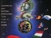 L'affiche de la super finale 1990 à Macao