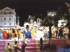 Le plateau de la finale de Jeux sans frontières 1993 à Karlovy Vary (République tchèque)