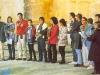 Tous les présentateurs des Jeux sans frontières 1994 à Batalha (Portugal)