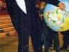 Olivier Minne à Budapest (JSf 1997)
