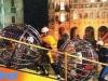 Jeux sans frontières 1998 à Trento (Italie) : jeu de la balle géante