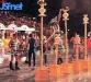 Jeux sans frontières 1998 à Trento (Italie) : jeu de la balançoire