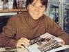 Isabelle Mir, arbitre et conseillère des JSf de l'hiver 1992