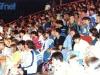 Jeux sans frontières 1993 : le public de Kecskemét (Hongrie)