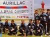 Aurillac, 5ème à Figueira da Foz en 1991