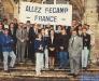 Fécamp, 6ème à Madrid en 1991