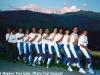 Megève, 2ème à Vigevano et 3ème en finale en 1991