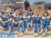 Montpellier, 4ème et 5ème à domicile en 1991