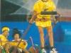 Un des jeux de la finale 1997 à Lisbonne
