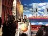 """Daniela Lumbroso et Georges Beller présentent """"Jeux sans frontières"""" 1992 à Casale Monferrato (Italie)"""