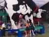 Jeux sans frontières 1993 à Loèche-Les-Bains (Suisse)