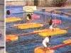 Jeux sans frontières 1994 à la Piscine nationale de Malte