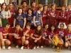 L'équipe de Toulon participant aux Jeux sans frontières 1976 à Milan (Italie)