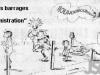 """Jeu n°7 de la finale des """"Jeux sans frontières"""" 1980 à Namur (Belgique)"""