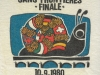 """T-Shirt de la finale des """"Jeux sans frontières"""" 1980 à Namur (Belgique)"""