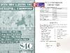 """""""Jeux sans frontières"""" 1994 à Cardiff : le programme officiel de la spéciale Noël"""