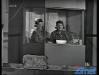 """Diane Lange et Paule Herreman à Eischatt (Allemagne) pour la finale des """"Jeux sans frontières"""" 1966"""