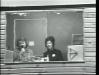 """Paule Herreman et Diane Lange à Harrogate (Grande-Bretagne) pour les """"Jeux sans frontières"""" 1968"""